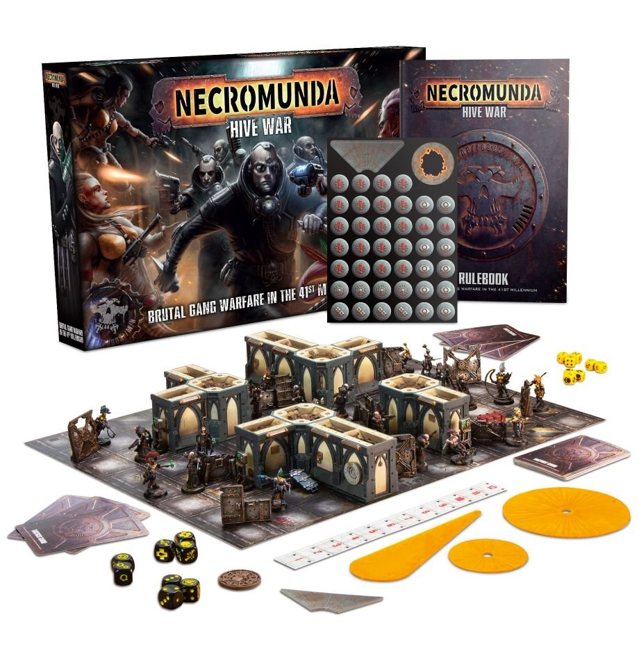 GAME STATE Singapore Necromunda Hive War