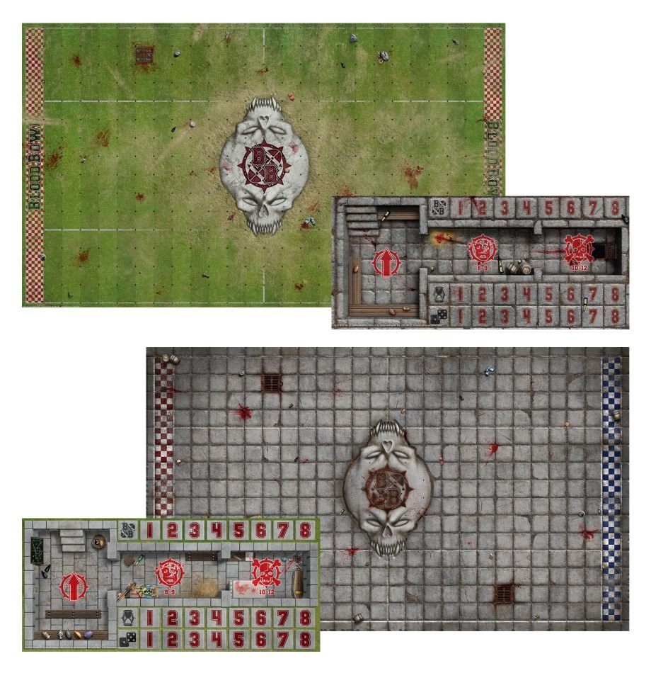 bloodbowl dice red