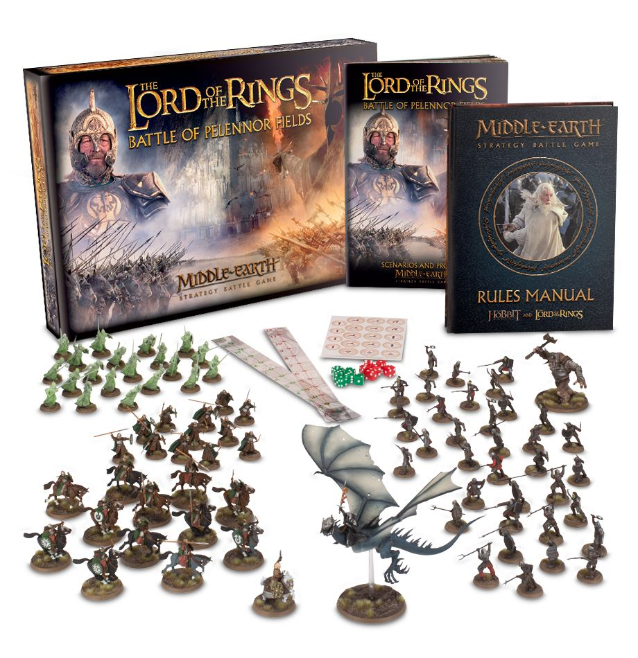 The Lord of the Rings™ Battle of Pelennor Fields | Games