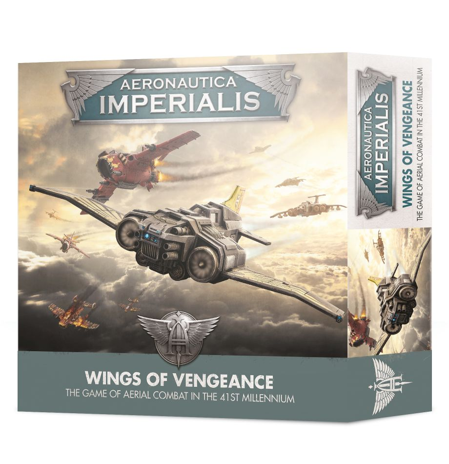 Aeronuatica Imperialis Learn to Play @ Petrie's Family Games
