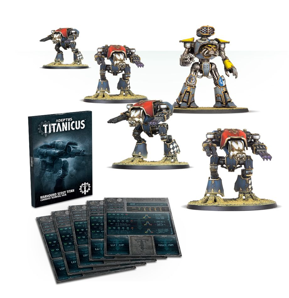 More Titans Joins The Fray! - Nights At The Game Table