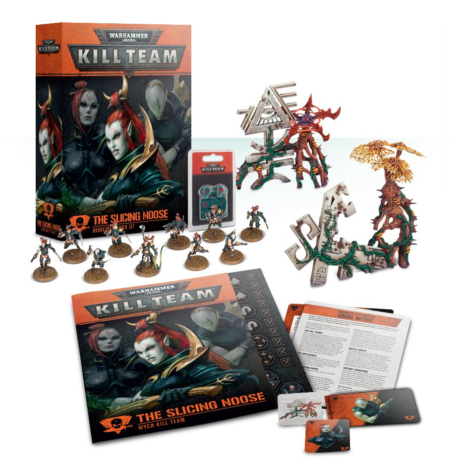 Games Workshop Pre-release: Kill Team Slicing Noose And