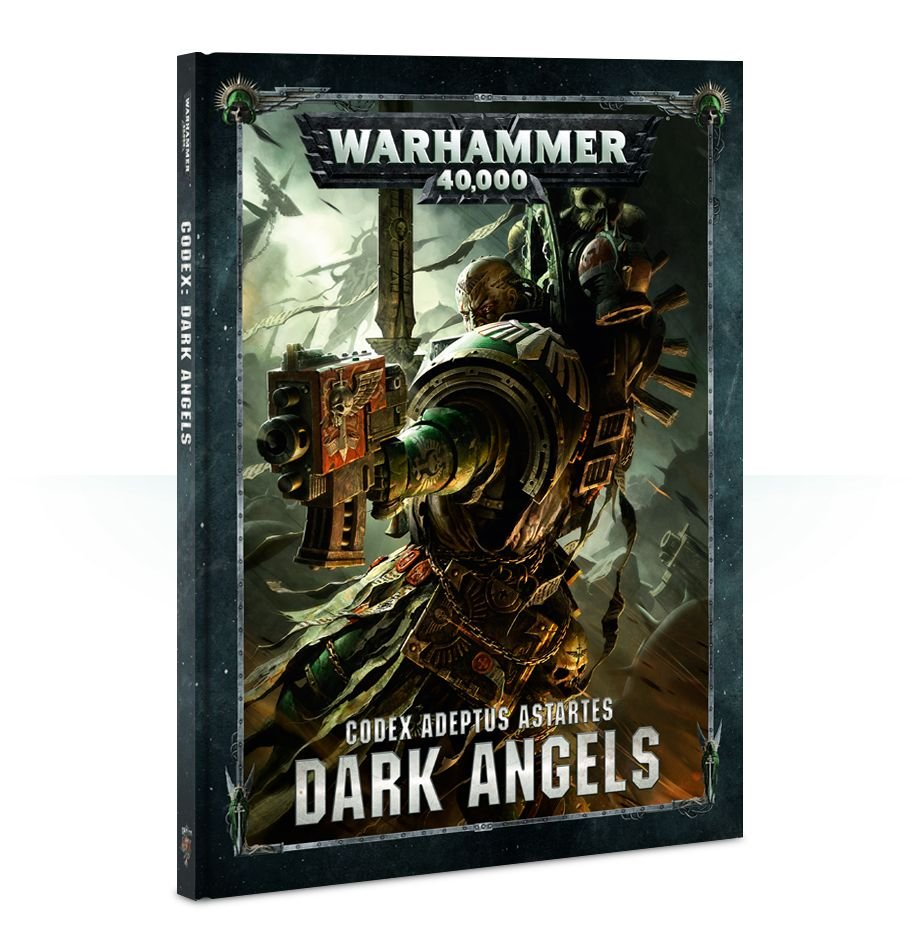 Codex: Dark Angels | Games Workshop Webstore