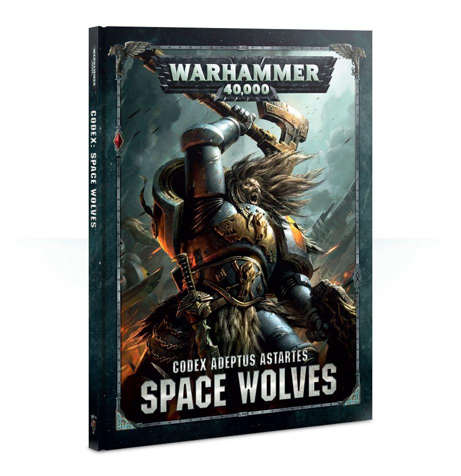 Codex Space Wolves Games Workshop Webstore