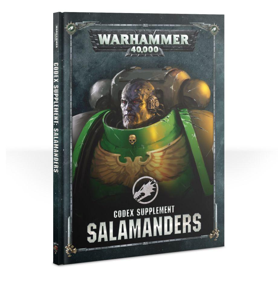 Salamander Codex