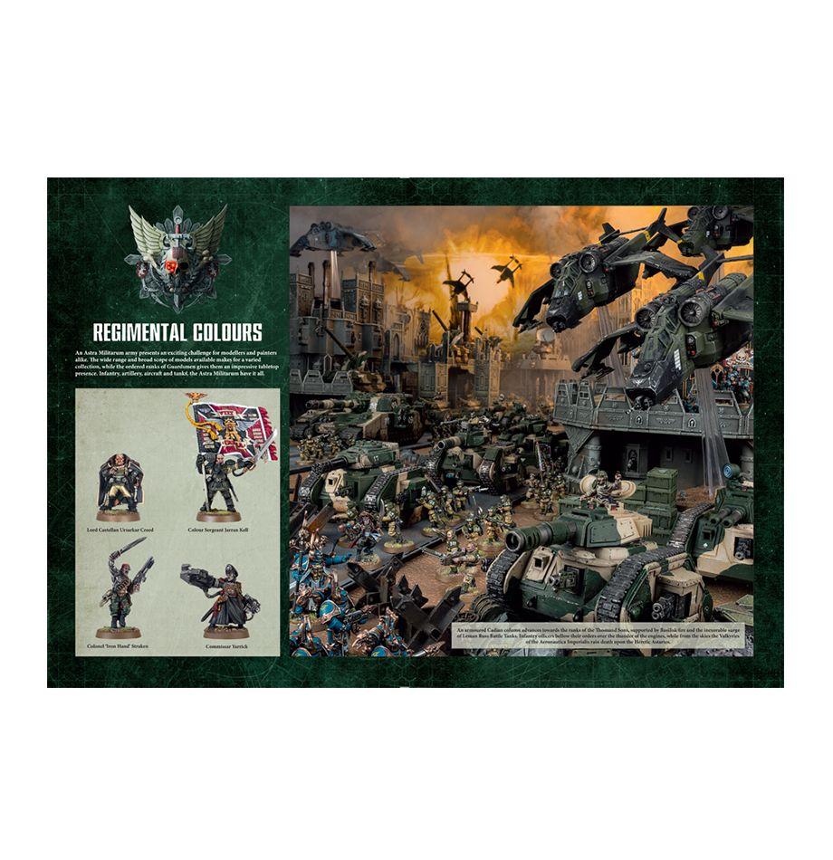 Games Workshop Warhammer 40k Astra Militarum Sacs de Sable Sable Sac peu paysage NEUF