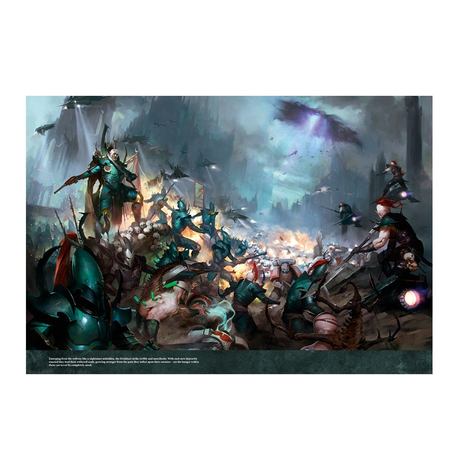 Codex Drukhari Englisch Games Workshop Webstore