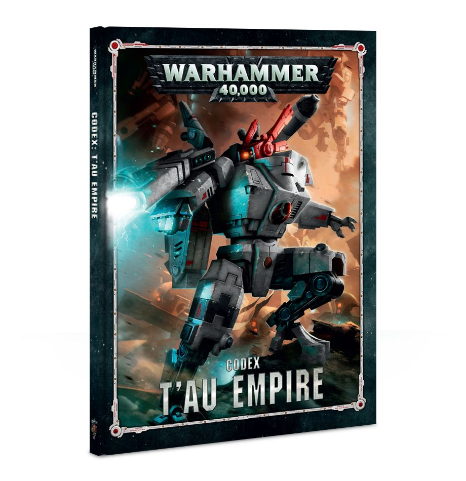 Codex: T'au Empire | Games Workshop Webstore