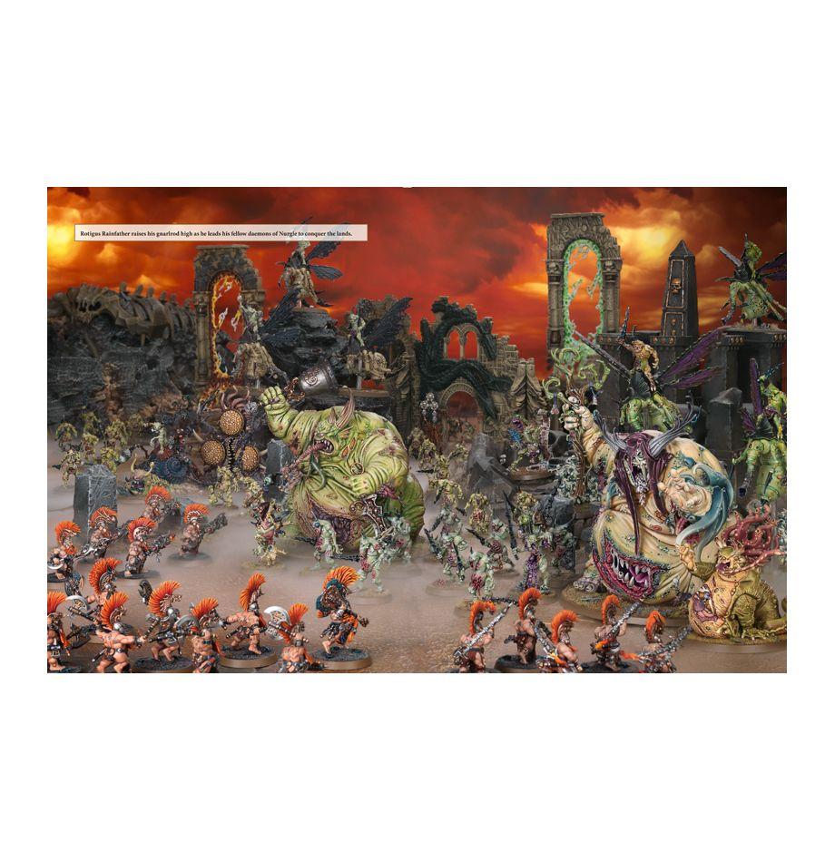 Battletome: Maggotkin of Nurgle | Games Workshop Webstore