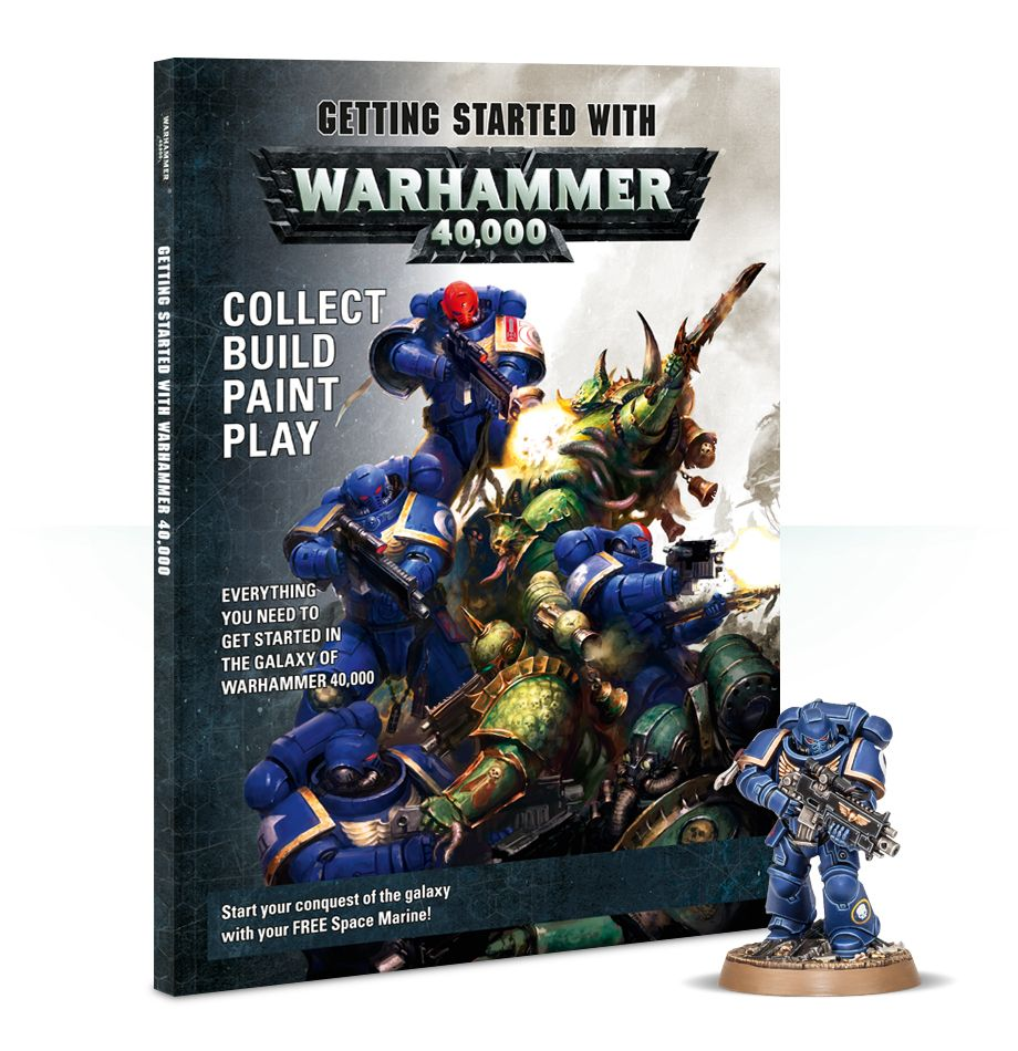 How to Start Buying a Warhammer 40.000 Tau Empire Army
