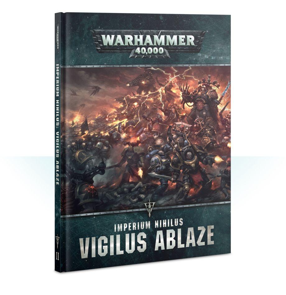 Vigilus Ablaze