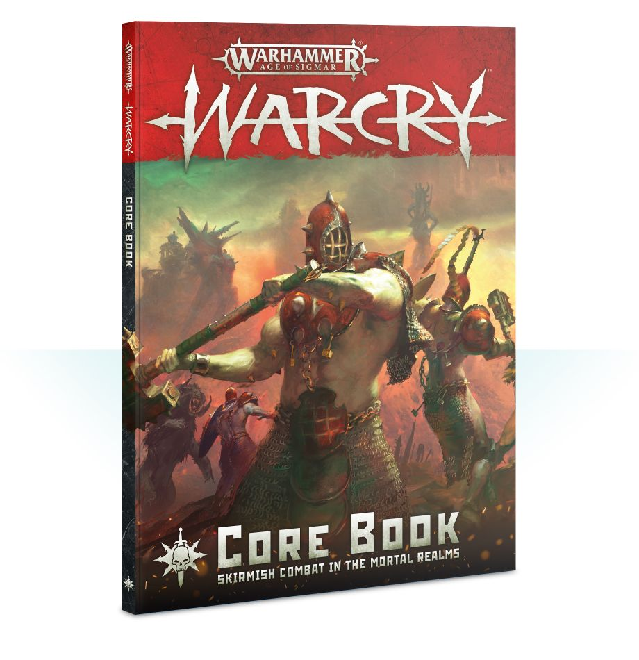 Warcry Core Book | Games Workshop Webstore