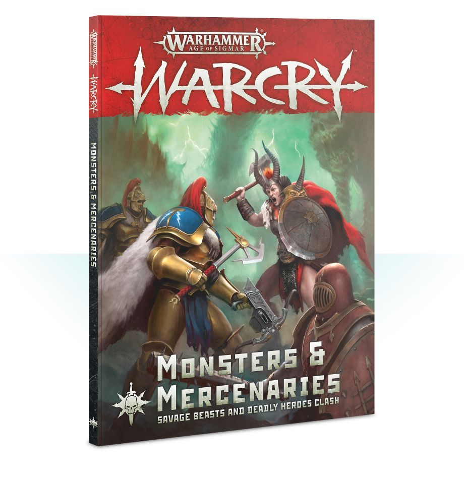 Age of Sigmar: Warcry - Monsters and Mercenaries
