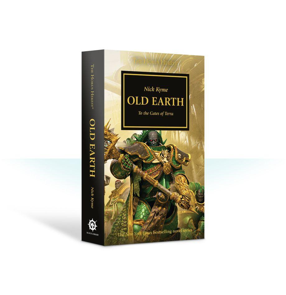 Book 47: Old Earth (Paperback) | Games Workshop Webstore
