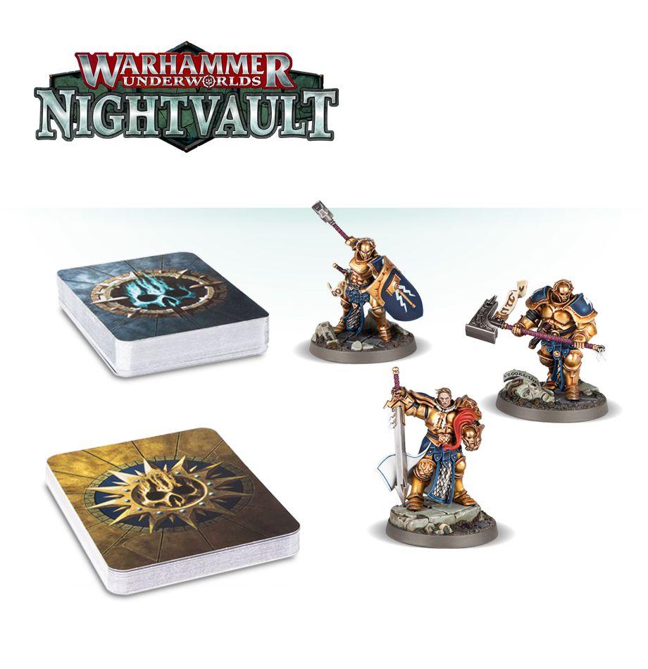 Warhammer Underworlds Nightvault ITALIANO Echi di Gloria