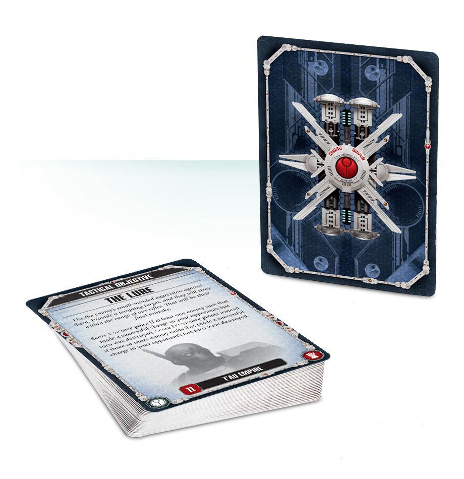 Warhammer 40,000 Datacards Tau Empire