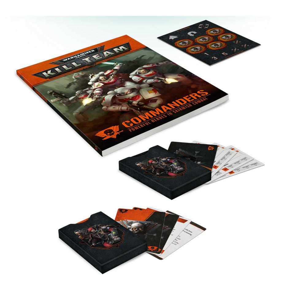 Kill Team: Commanders Expansion Set | Games Workshop Webstore