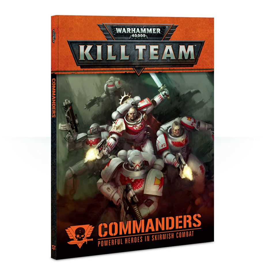 Kill Team Commanders – A Hit and a Miss – Goonhammer