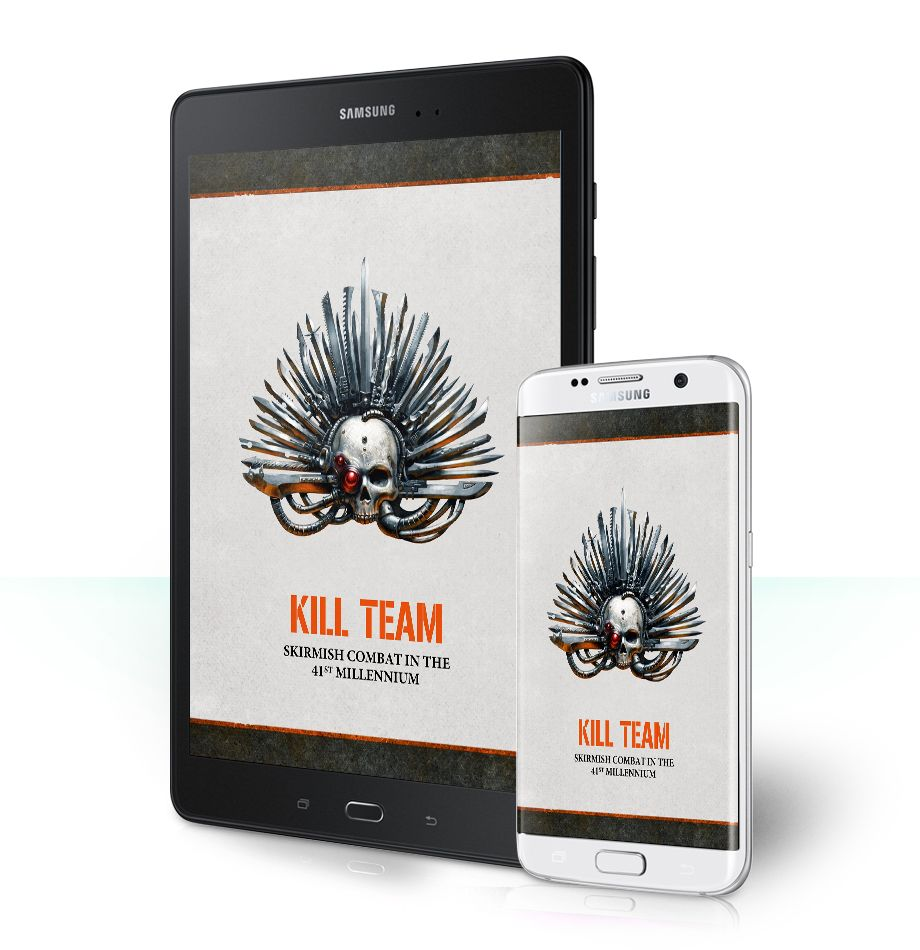 Warhammer 40,000 Kill Team Core Manual (ePub) | Games Workshop Webstore
