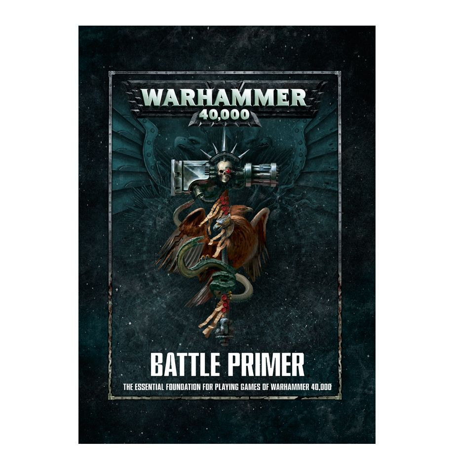 Warhammer 40,000 Battle Primer (English PDF) | Games Workshop Webstore