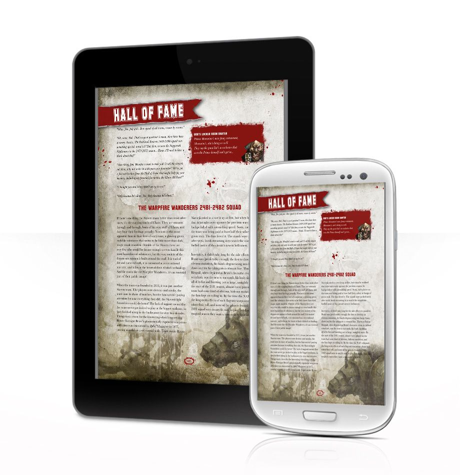 Blood Bowl Death Zone Season Two (ePub)   Games Workshop Webstore