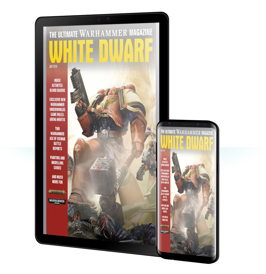 White Dwarf July 2019 (epub) | Games Workshop Webstore