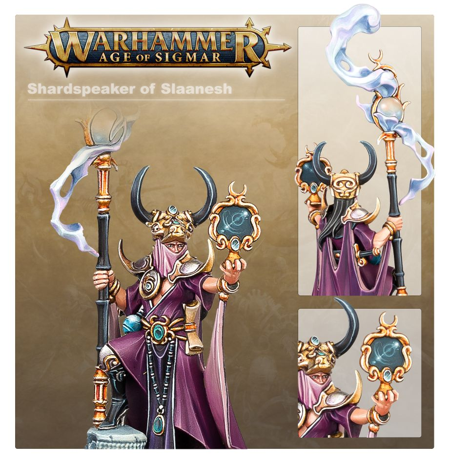 GAME STATE Shardspeaker of Slaanesh