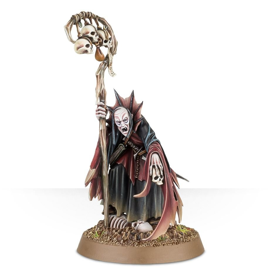 Neferata, Mortarch of Blood | Games Workshop Webstore