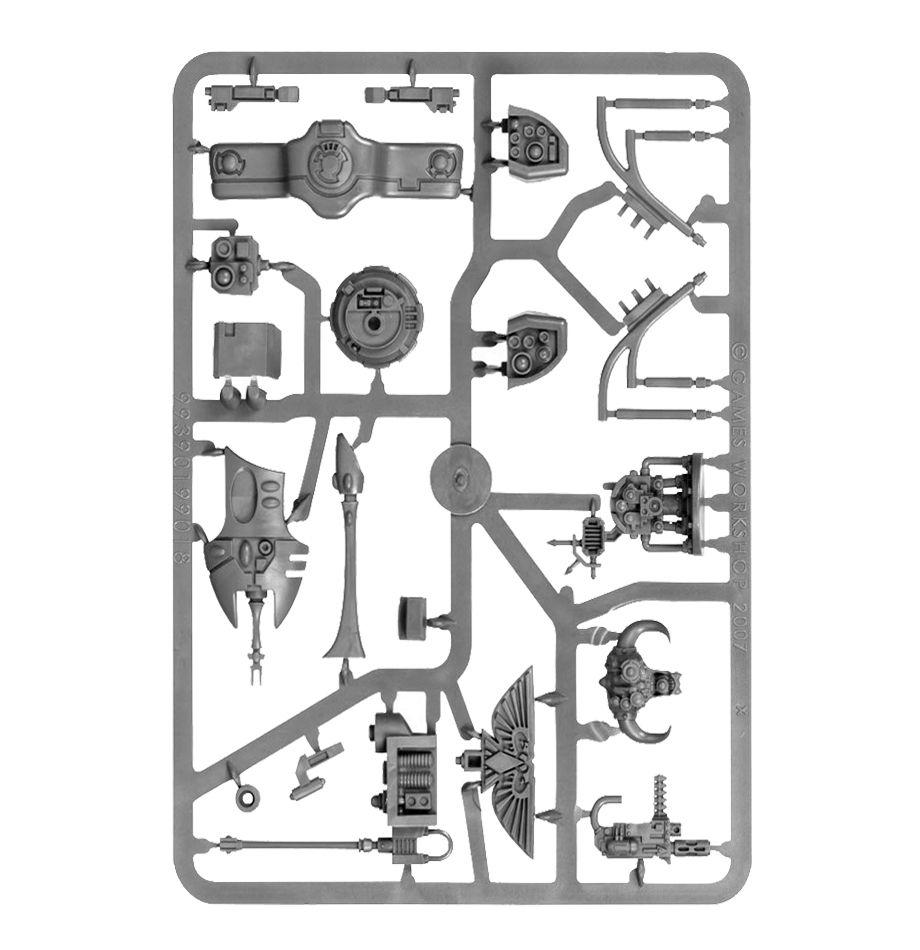 Vehicle Upgrade Frame | Games Workshop Webstore