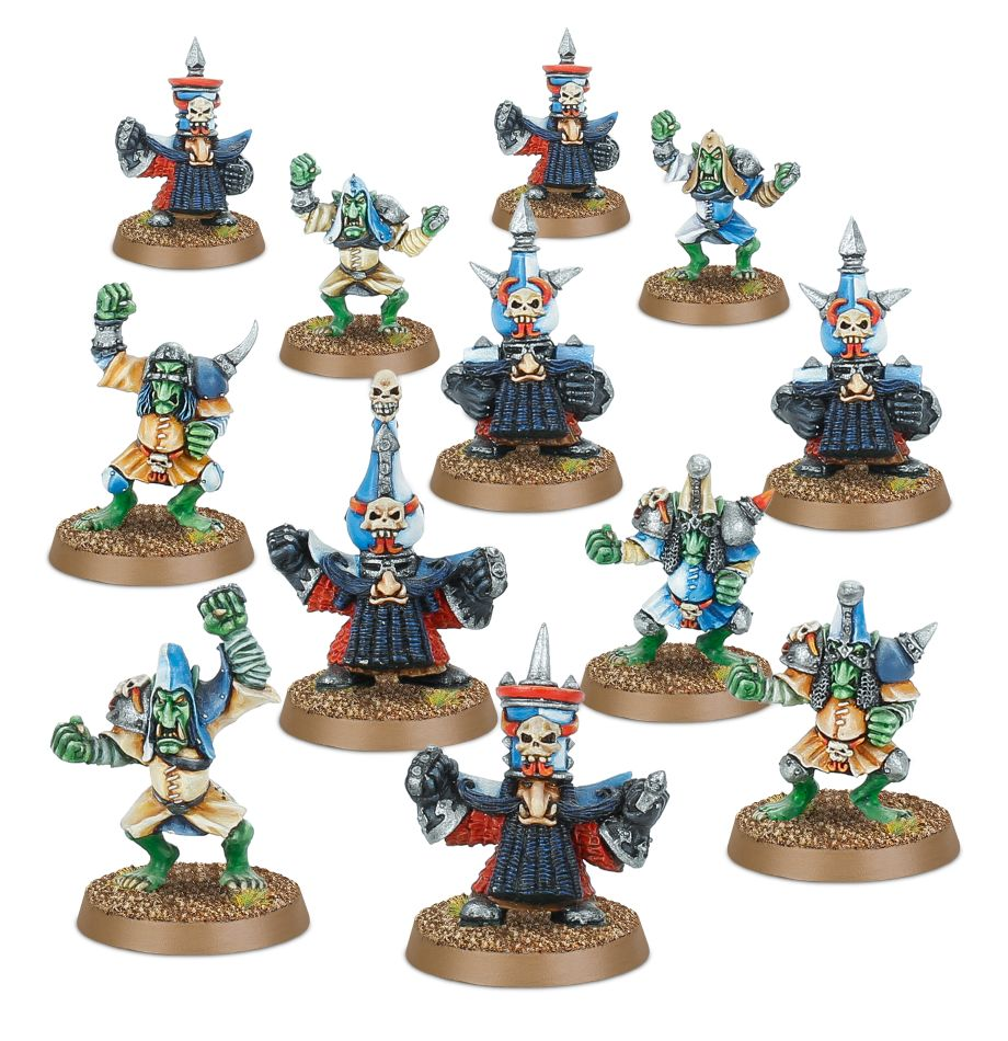 chaos dwarf blood bowl