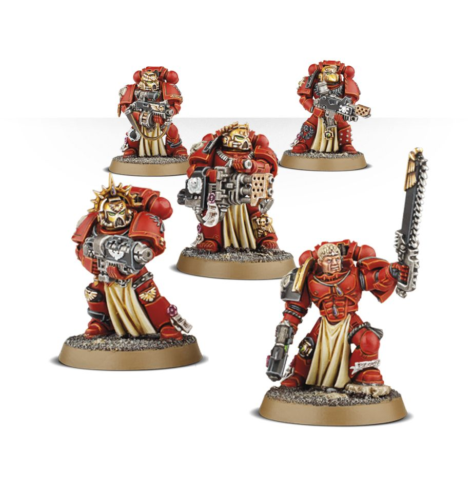 Start Collecting! Blood Angels | Games Workshop Webstore
