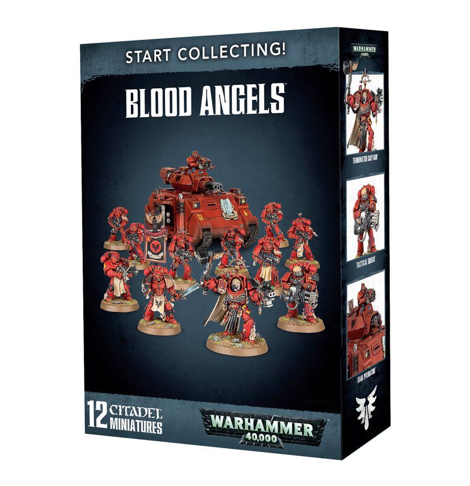 Start Collecting! Blood Angels | Games Workshop Webstore