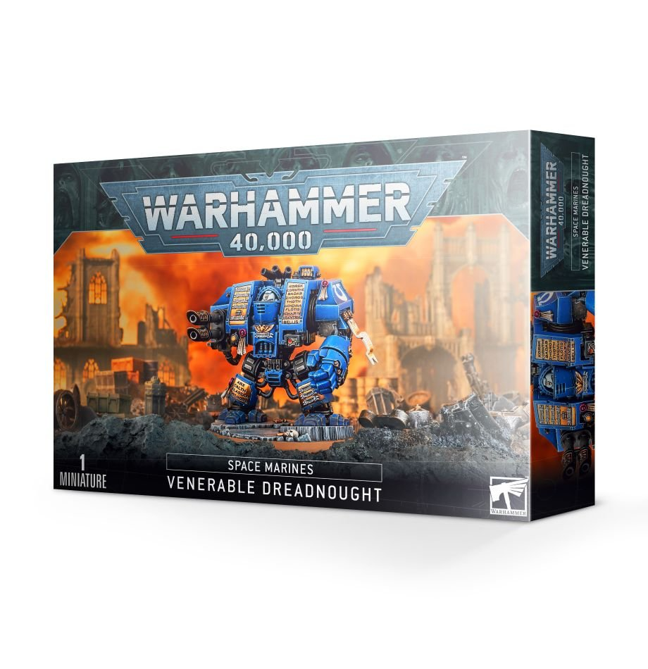 GAME STATE Singapore Space Marines Venerable Dreadnought