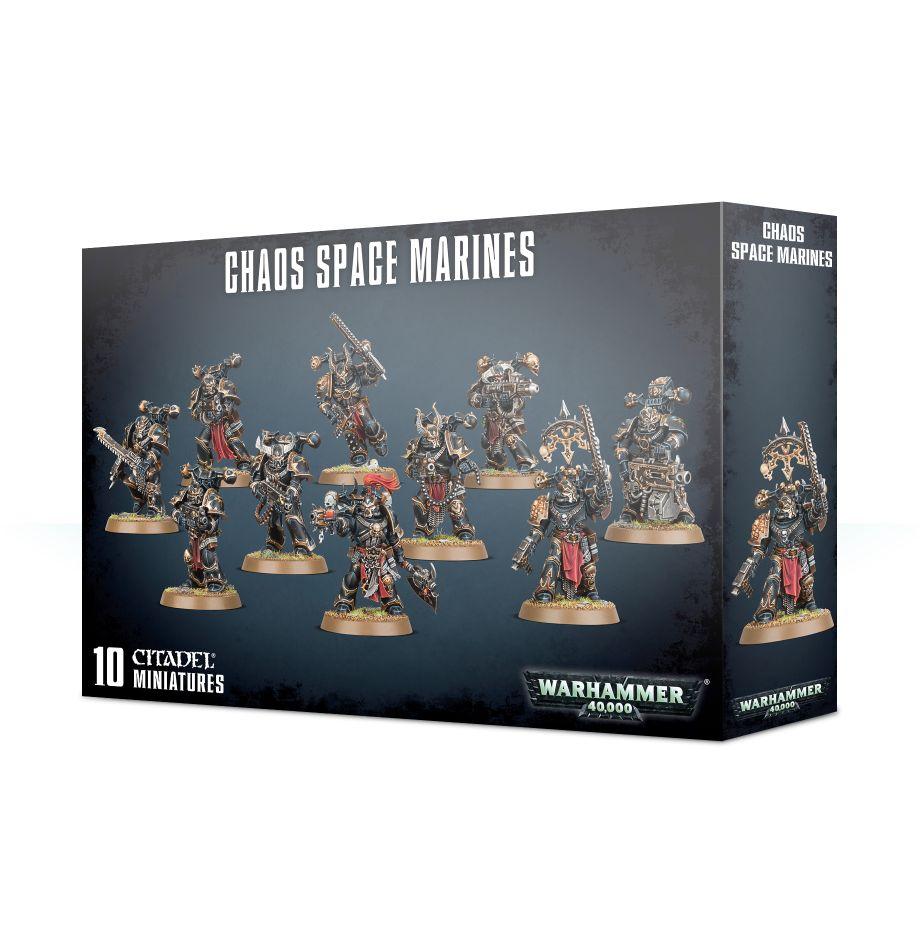 Chaos Space Marines | Games Workshop Webstore