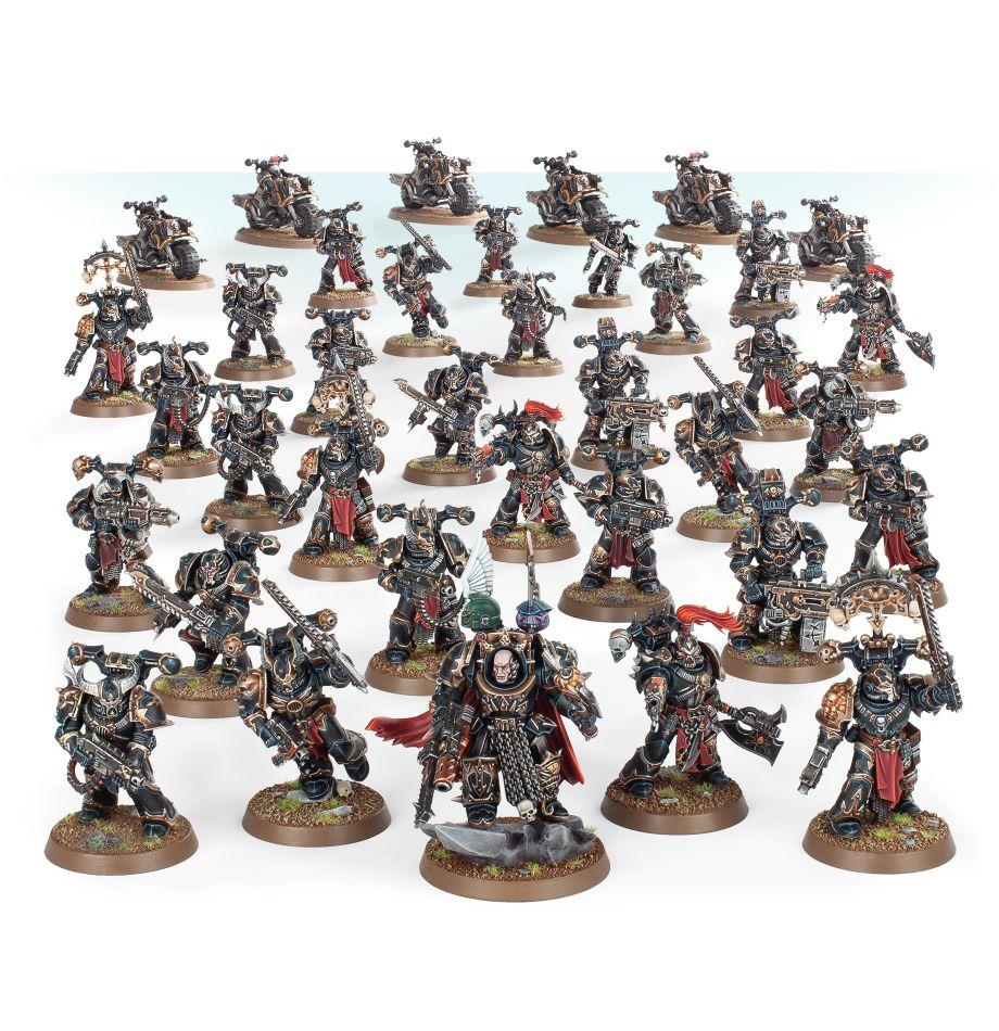Chaos Space Marines Terminator Lord | Games Workshop Webstore