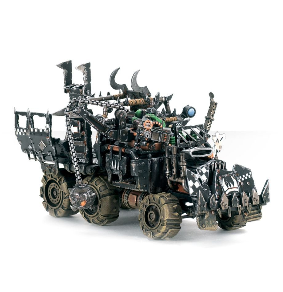 What Do Orcs Ride In Lord Of The Rings