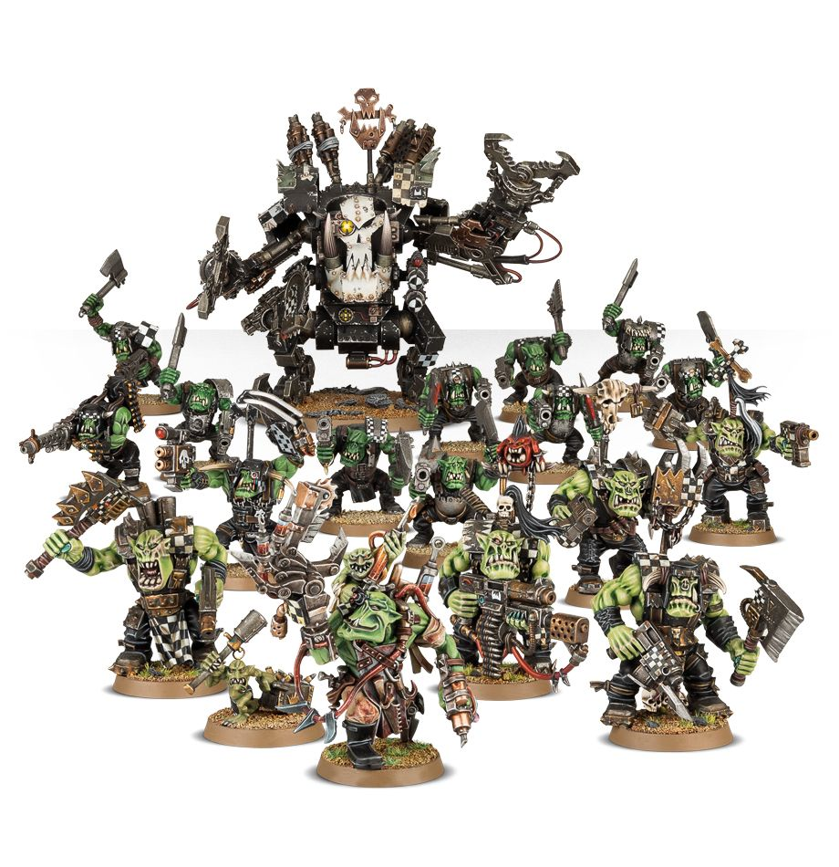 GAME STATE Singapore Orks Start Collecting