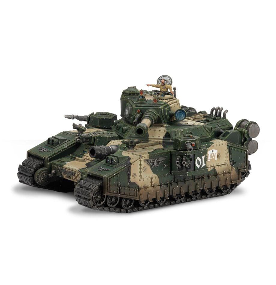Baneblade Astra Militarum Warhammer 40k