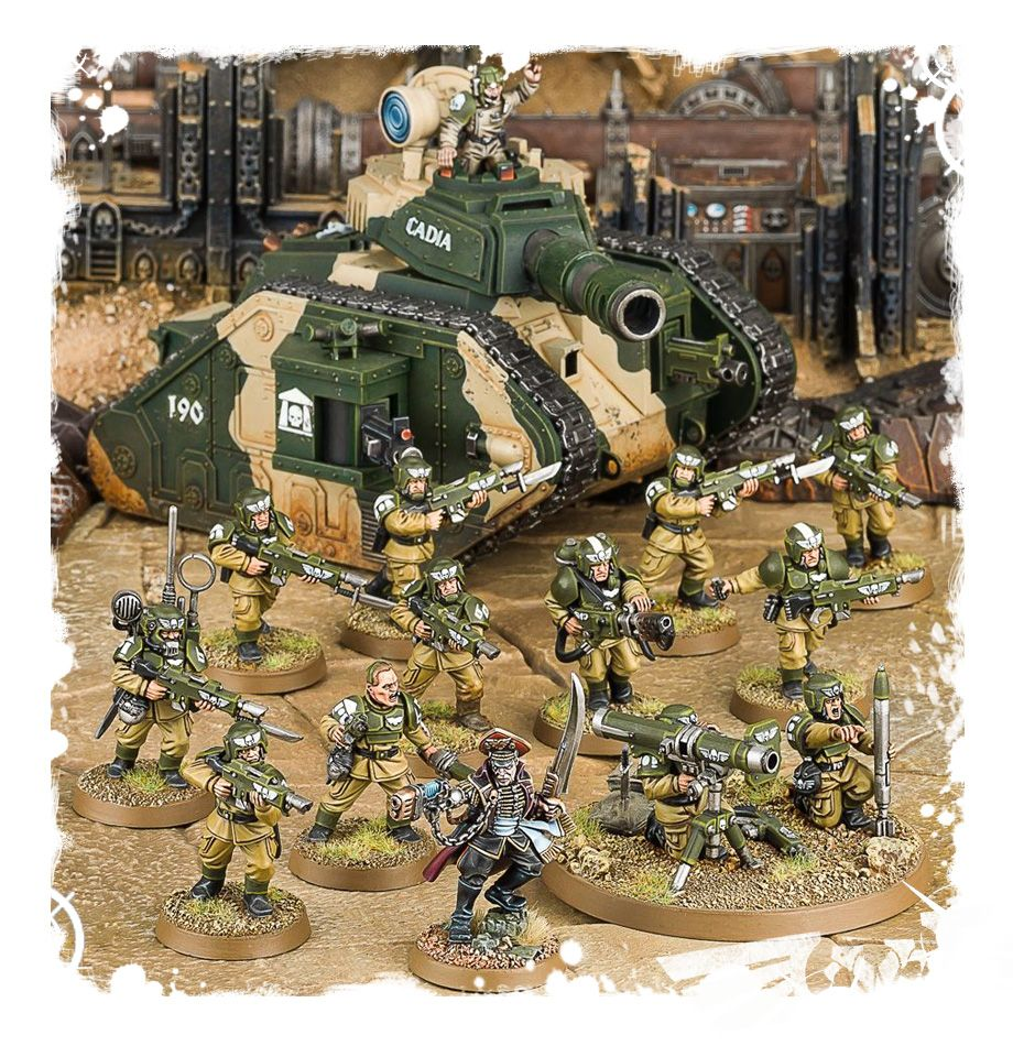 Militarum Tempestus Scions | Games Workshop Webstore