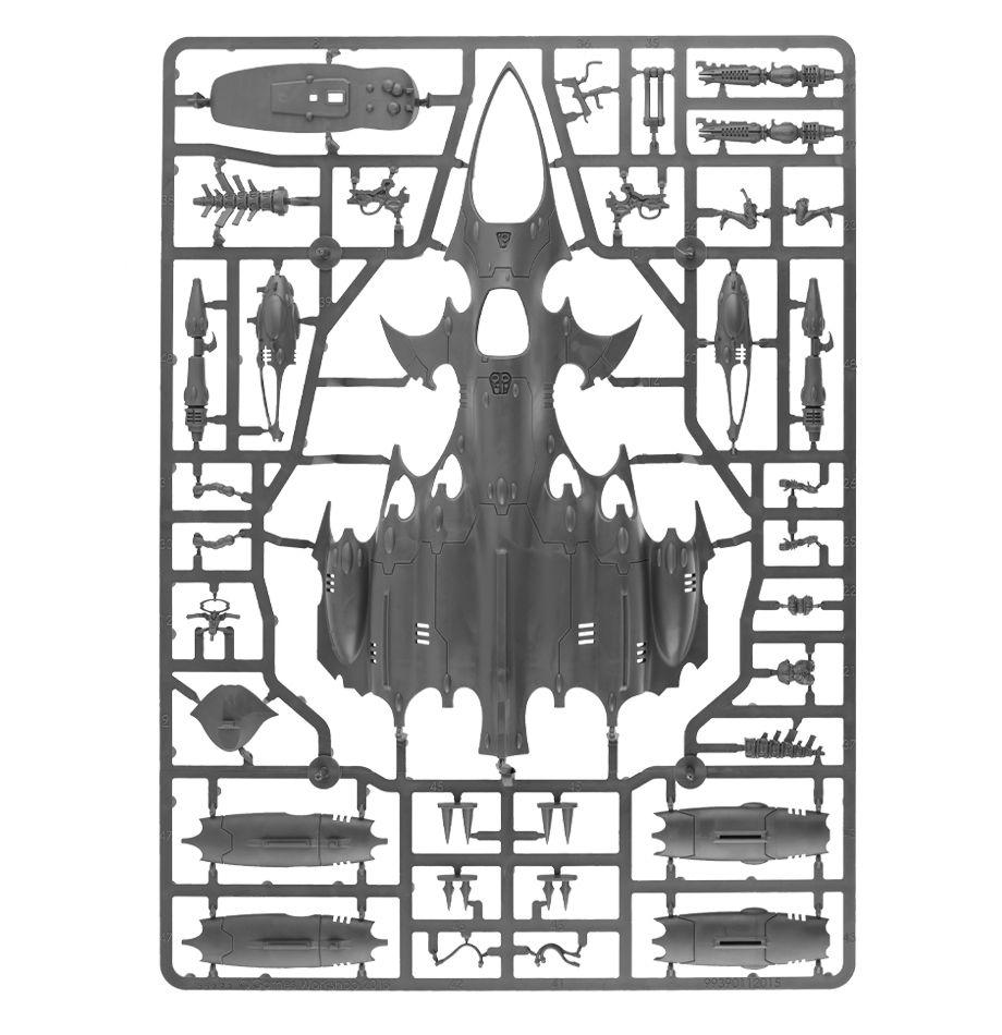 Our Codex is confirmed! -  *** summary as of Sept. 29 in OP *** 99120112020_DEVoidRavenBomberSprue01