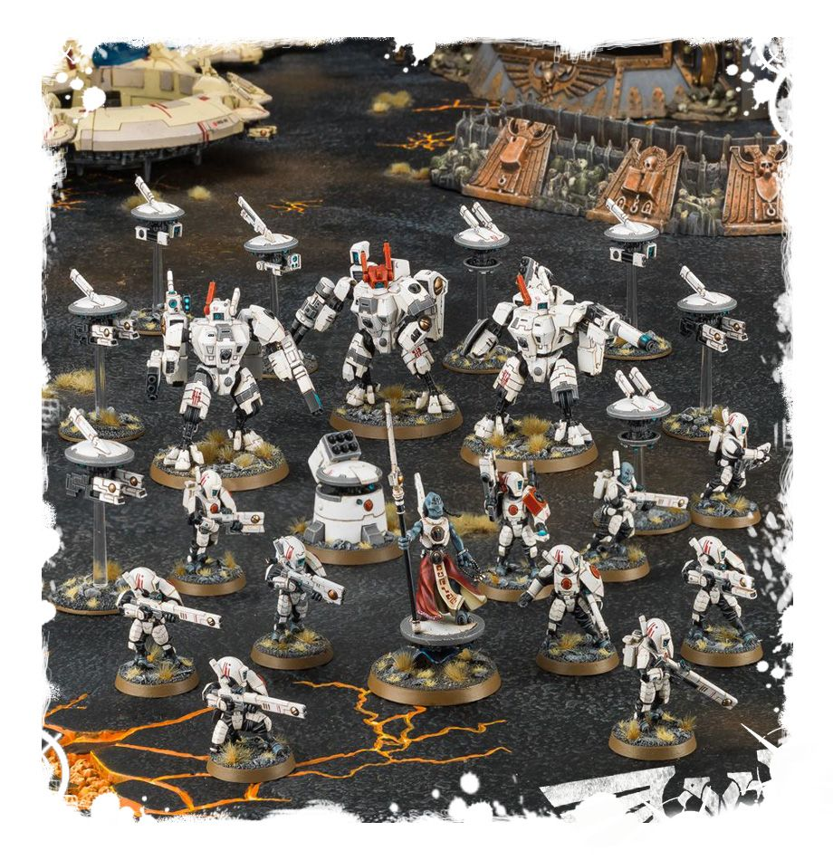 Start Collecting! T'au Empire | Games Workshop Webstore