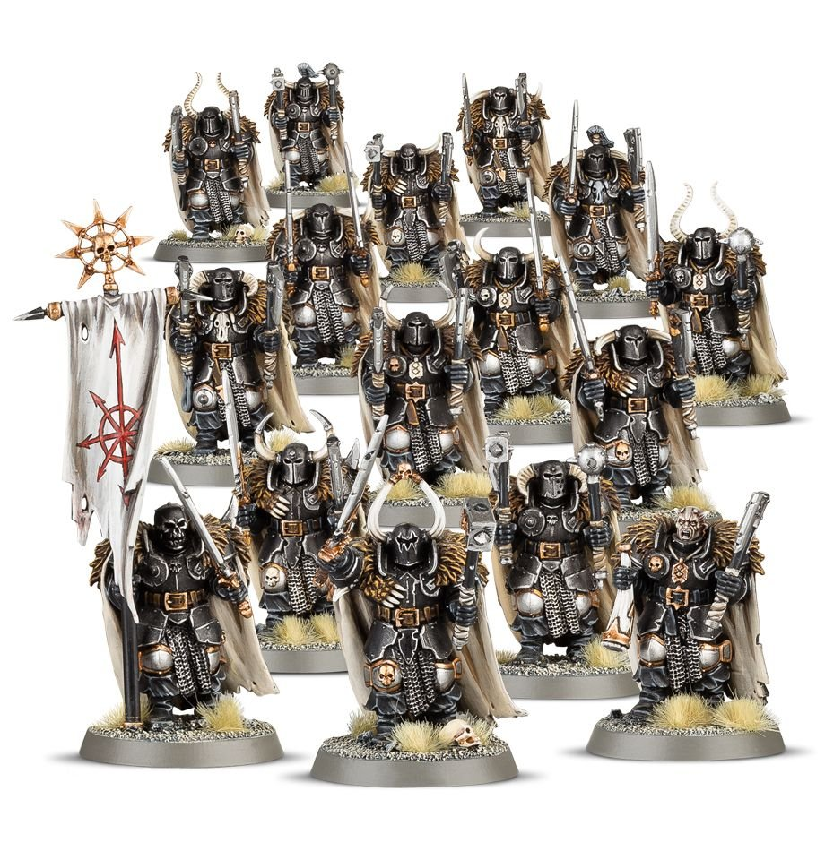 Painted Warhammer Minitures For Sale