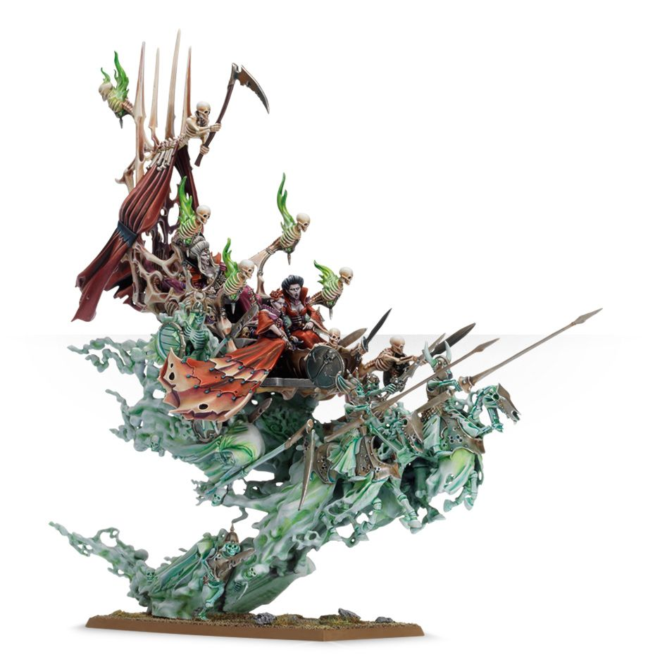 100 Pictures of Coven Throne Warhammer