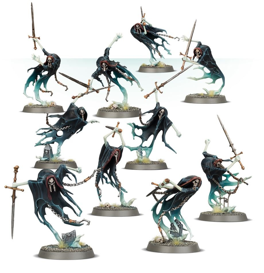 GAME STATE Singapore Nighthaunt Bladegheist Revenants