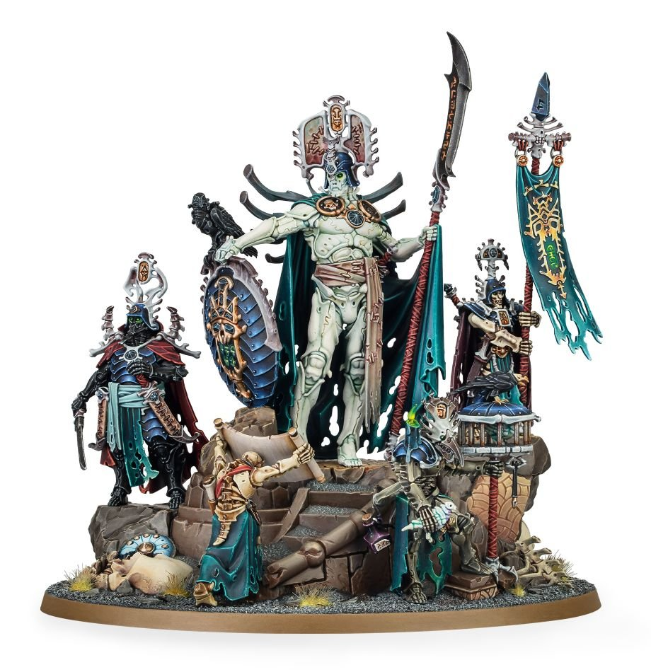 Age of Sigmar: Ossiarch Bonereapers