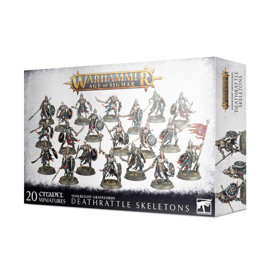GAME STATE Soulblight Gravelords Deathrattle Skeletons