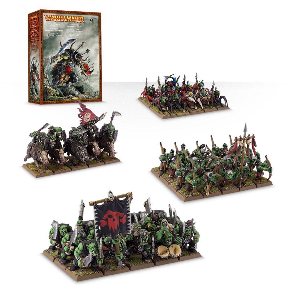 Orcs & Goblins Battalion | Games Workshop Webstore