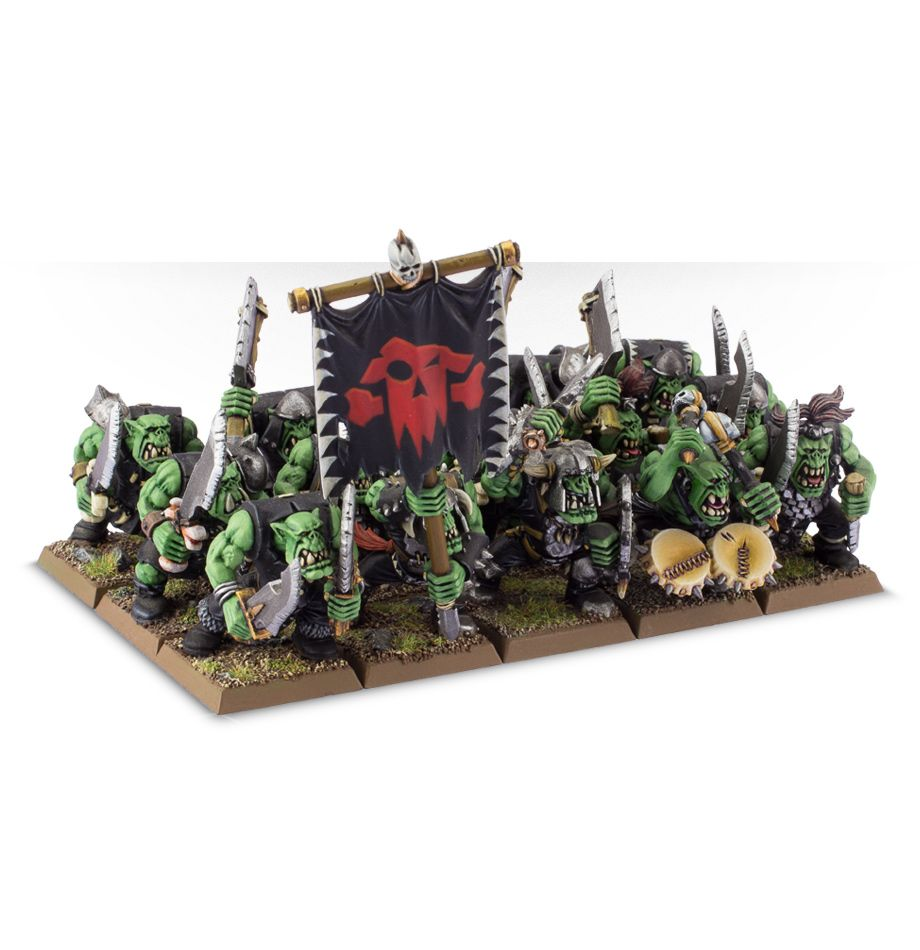Orcs & Goblins Battalion | Games Workshop Webstore