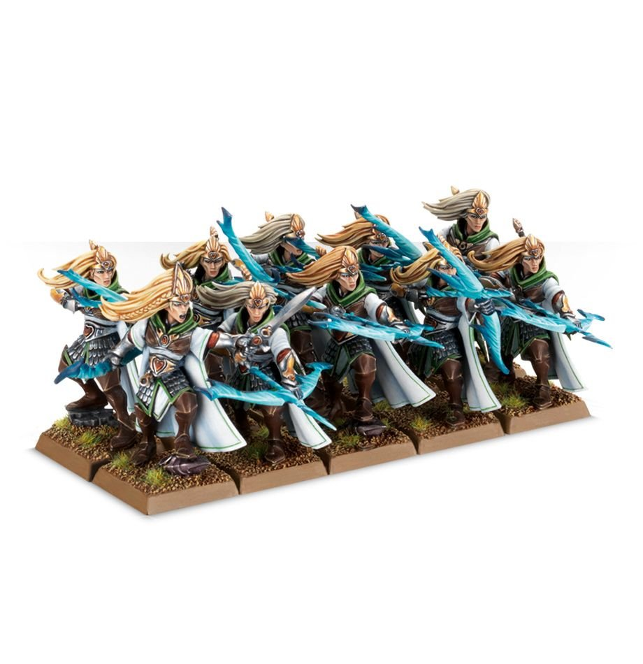 witch - Sisters of sigmar made from witch elves? 99120210023_SistersAvelorn01