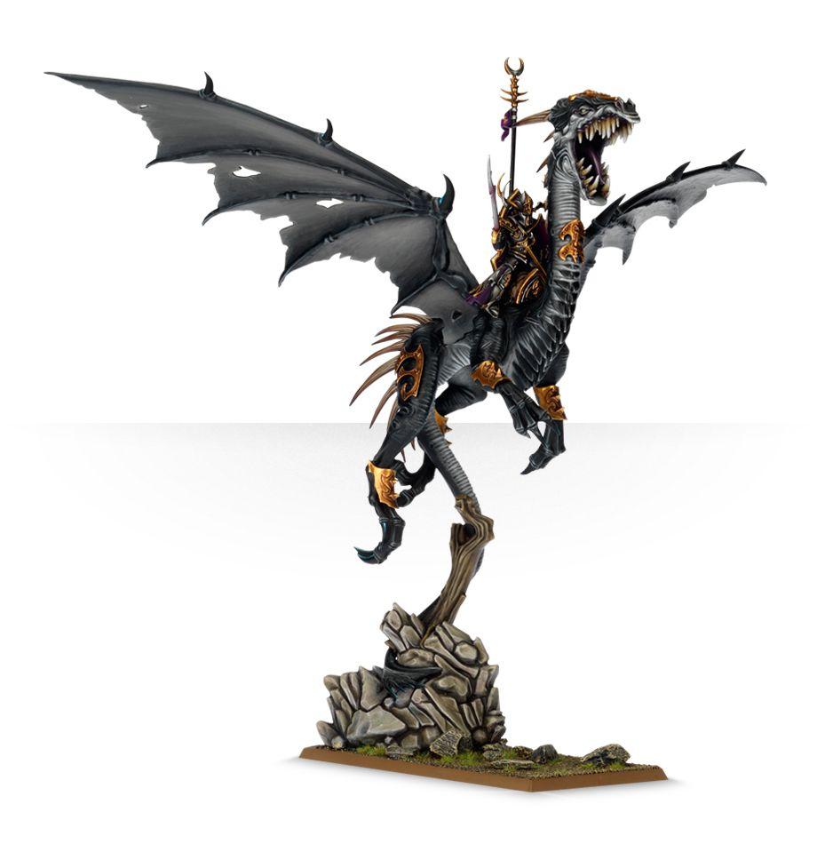 Dreadlord on Black Dragon | Games Workshop Webstore
